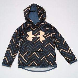 Under Armour Hoodie Youth XS Pullover With Pockets